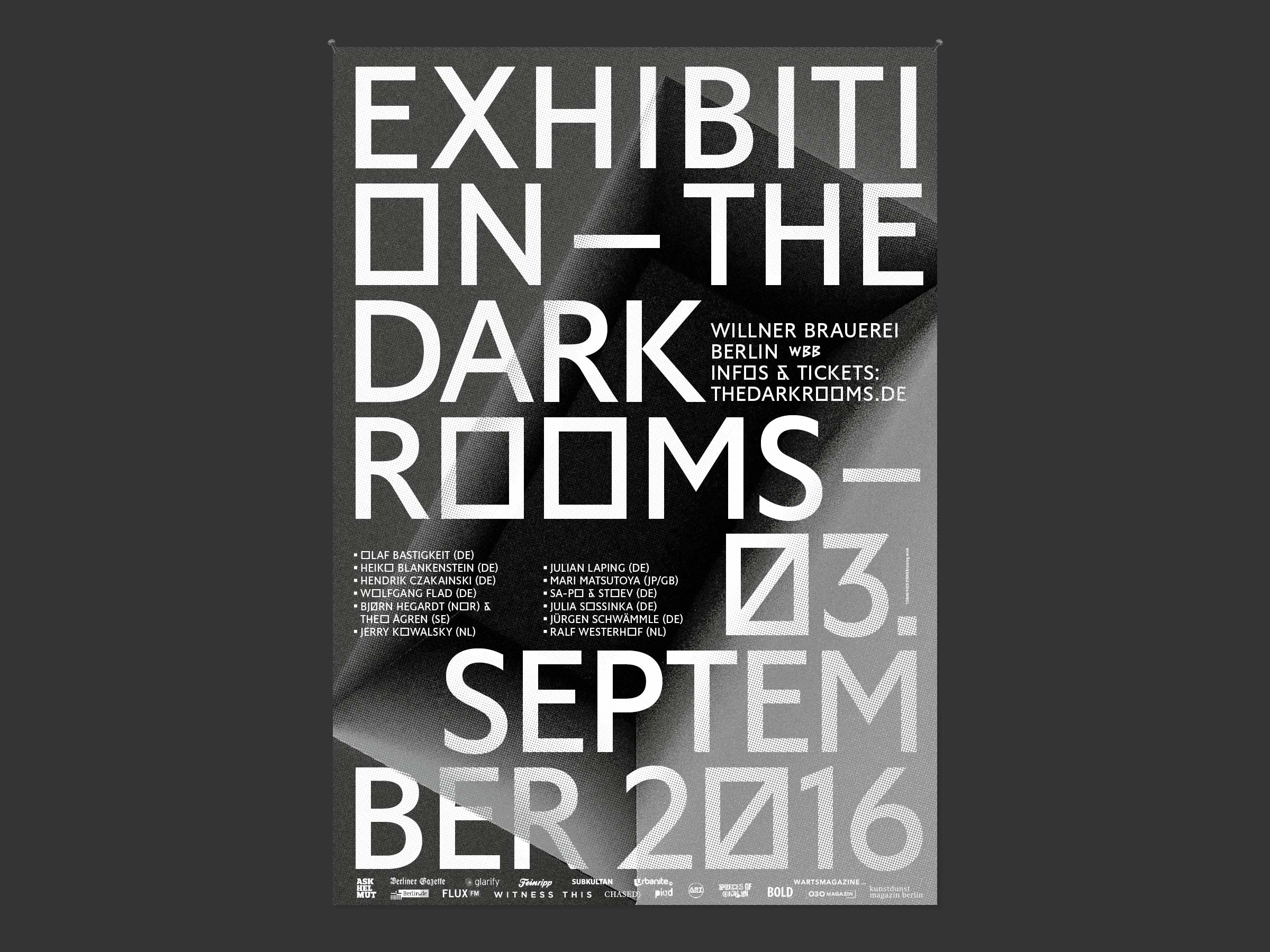 The Dark Rooms